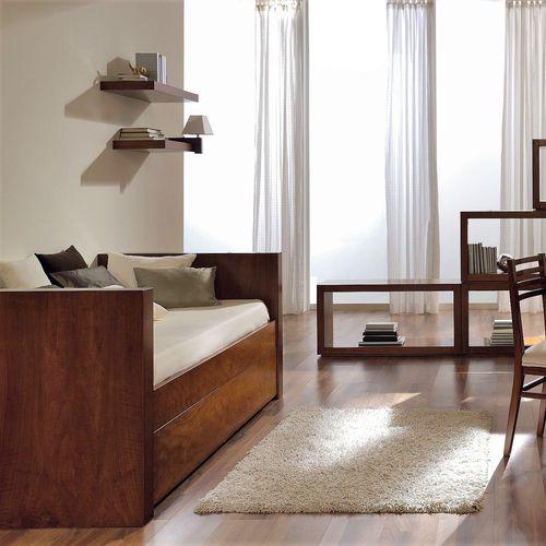 cama individual - ArtesMoble