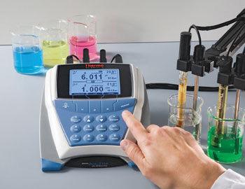 analizador de agua multi-parámetros / pH / ORP