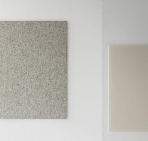 pizarra magnética / de pared / de metal / de textil