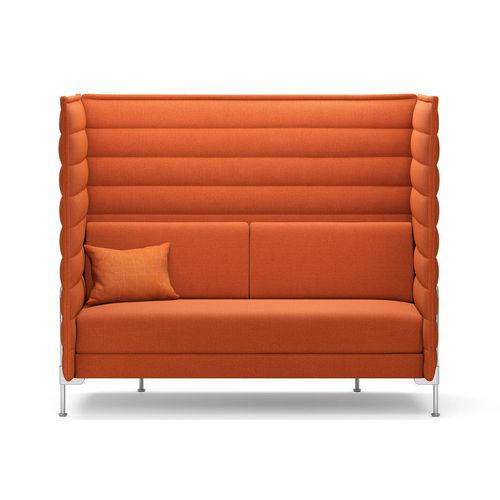 sofá contemporáneo - vitra