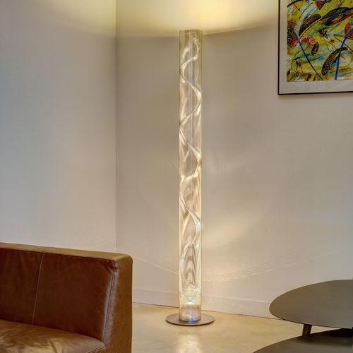 columna luminosa contemporánea - Thierry Vidé Design