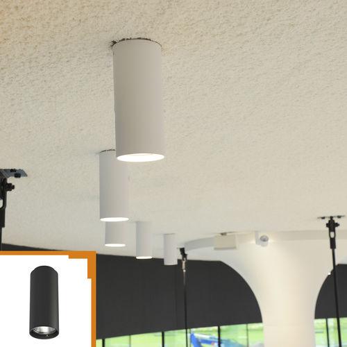 luminaria LED / redonda / de aluminio / IP20