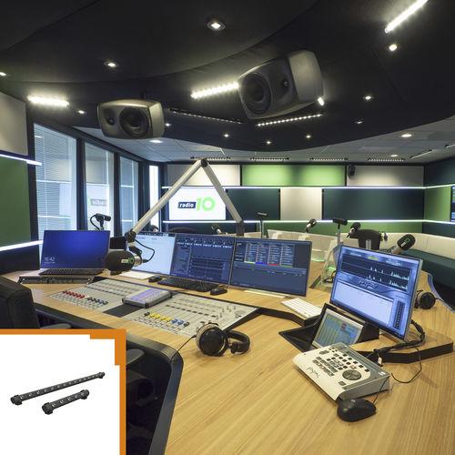 luminaria LED / lineal / de aluminio / IP40