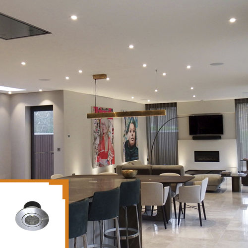downlight empotrable - CLS LED