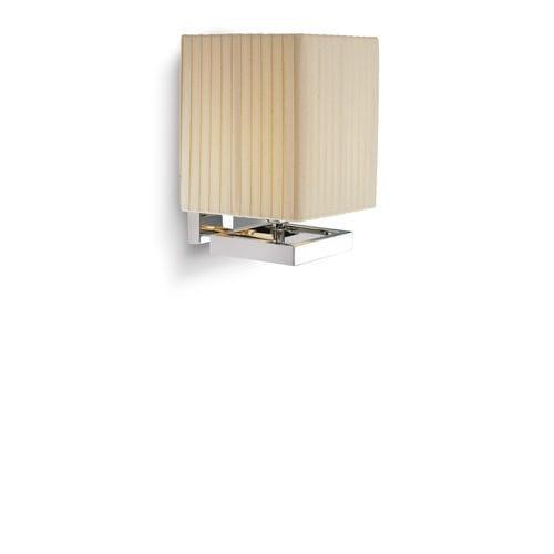 aplique contemporáneo / de latón / de tejido / LED