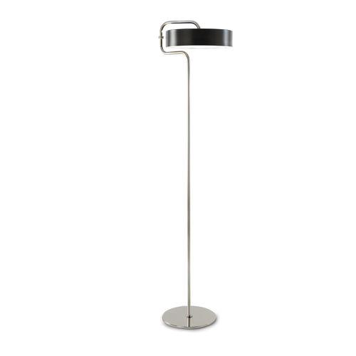 lámpara de pie / contemporánea / de metal pintado / de interior