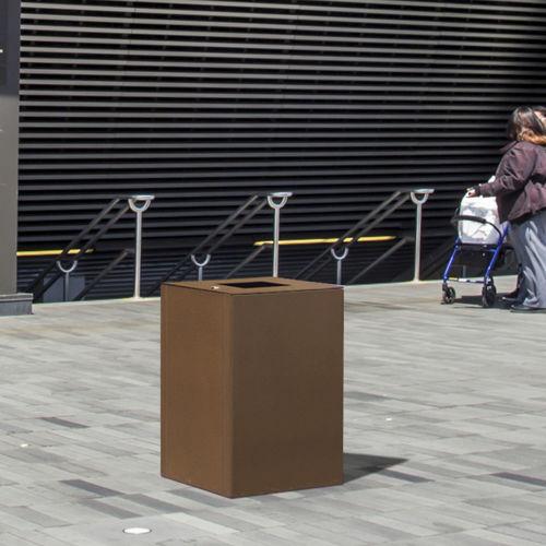cubo de basura público - CERVIC ENVIRONMENT