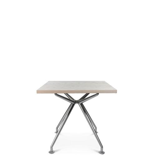 mesa de trabajo moderna / de material laminado / de madera / de aluminio