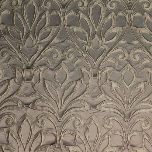 tela de tapicería / con motivos / de algodón / de lino
