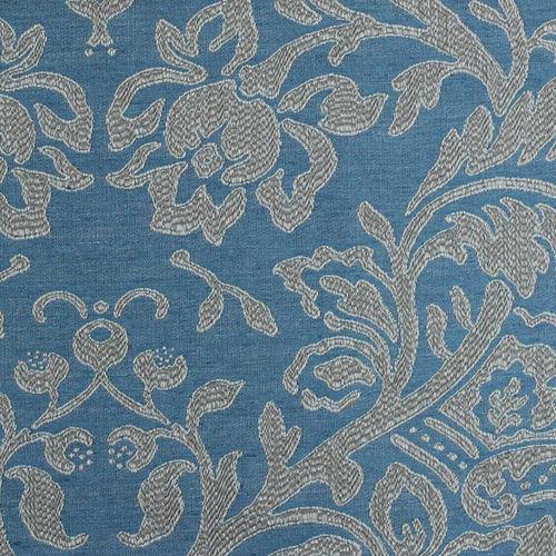tela de tapicería / con motivos / de poliéster / de algodón