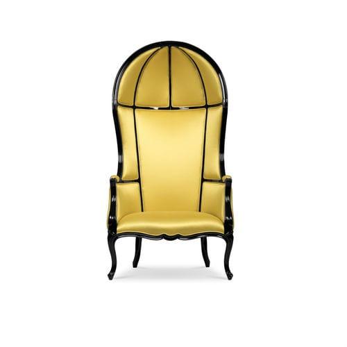sillón contemporáneo - BRABBU DESIGN FORCES