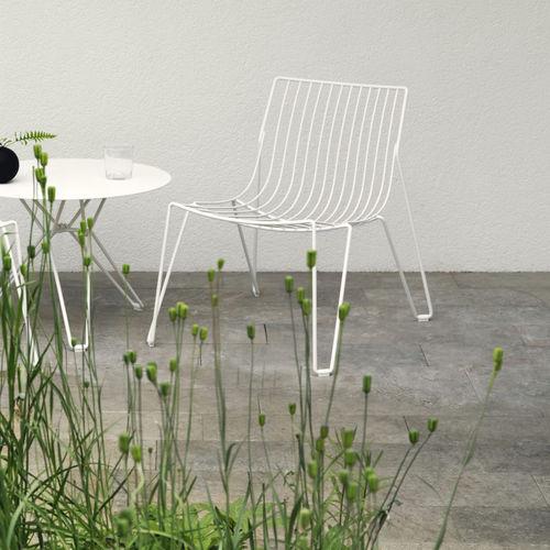 sillón bajo contemporáneo - Massproductions