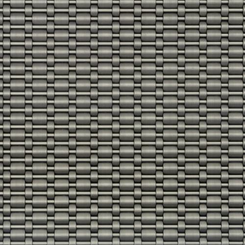tela metálica tejida de aluminio