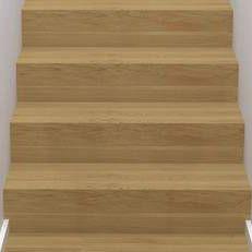 revestimiento para peldaños de madera / de vinilo