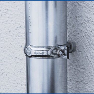 sistema de anclaje de acero galvanizado