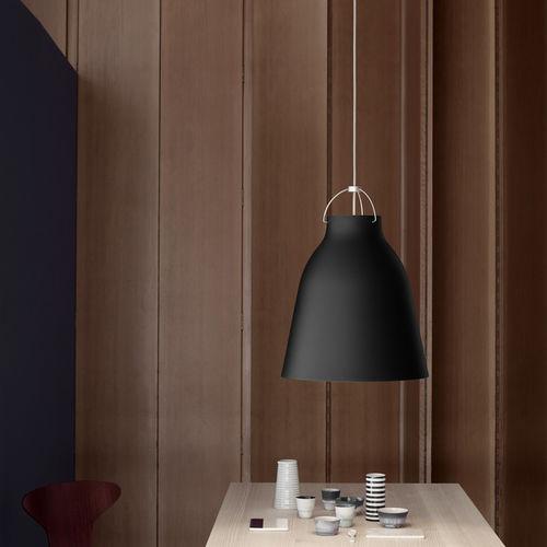 lámpara suspendida / contemporánea / de metal / de interior