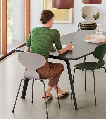 silla de diseño escandinavo - Fritz Hansen