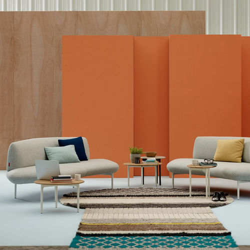 sofá contemporáneo - Haworth Europe