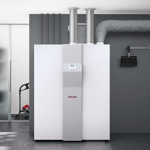 unidad de ventilación centralizada / residencial / para casa / compacta