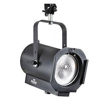 proyector fresnel LED / para teatro / de cambia colores