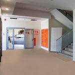 pavimento de vinilo / industrial / para centro sanitario / profesional