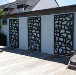 enrejado para muro vegetal / de aluminio termolacado