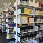 estantería profesional para comercio / para biblioteca / para archivo / de mercancías