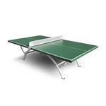 mesa de ping-pong contemporánea
