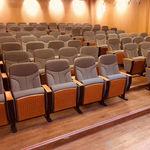 butaca de auditorio contemporáneo