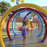 juego de agua para parque infantil