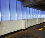 panel de policarbonato plano / para techado / de revestimiento / para tabique