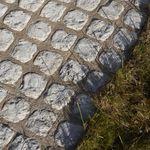 adoquín de piedra natural / transitable / de exterior