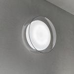 aplique contemporáneo / de vidrio soplado / LED / redondo