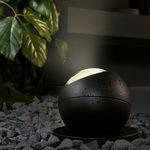 lámpara de suelo / contemporánea / de aluminio / LED