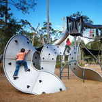 red de protección para parque infantil