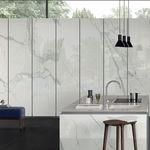 placa de piedra de gres porcelánico / para pavimento / para interiores / para fachada