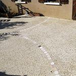 pavimento de hormigón / residencial / profesional / otros formatos