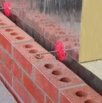 sistema de fijación de acero / para revestimiento de fachada / para fachada ventilada