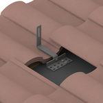 gancho para teja de tejado