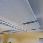 panel sándwich acústico para falso techo