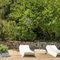 jardinera de polietileno de alta densidad PEHD / redonda / contemporánea / para espacio público