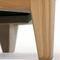 sillón de diseño orgánico / de tejido / con reposabrazos / con respaldo alto