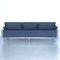 sofá contemporáneo / de tejido / de hierro fundido / para el sector servicios