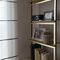 biblioteca modular / mural / suelo-techo / móvil
