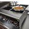 placa de cocina de inducción