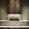 baldosa de interior / para suelo / de mármol / rectangular
