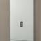espejo de pared / contemporáneo / rectangular / para hotel