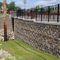 muro de contención de hormigón / modular / prefabricado / para la construcción de puentes