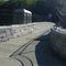 puente de vigas / de hormigón armado / prefabricado / para peatones