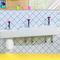 baño contemporáneo / de cerámica / para el sector servicios